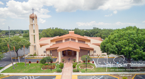 Prince of Peace Church – Sun City Center, FL
