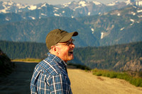 Art Wolfe workshop pics - Olympic National Park, WA