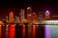 Downtown Tampa and the Hillsborough River