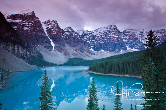 Moraine Lake, Valley of the Ten Peaks