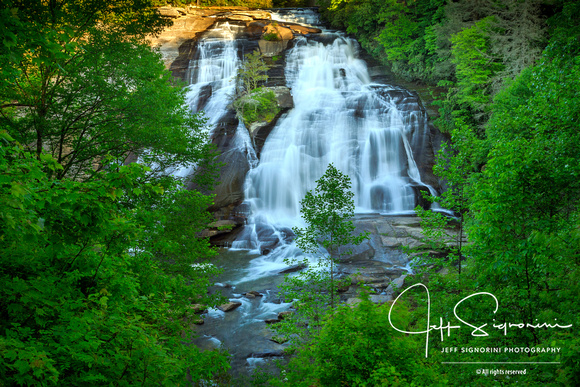 High Falls, DuPont State Forest - North Carolina