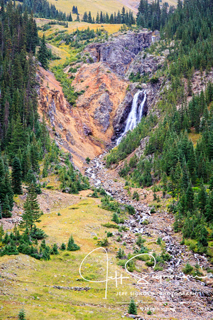 Along the Alpine Scenic Byway. 4WD only - Ouray-Silverton area