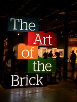 Legos - The Art of the Brick