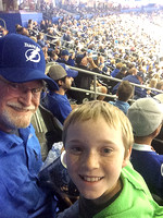Lightning Game with Grandpa